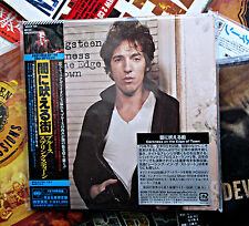 Bruce Springsteen , Darkness On The Edge Of Town  ( CD_Paper Sleeve_Japan )