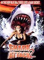 Shark Attack 2 DANNY KEOGH RARE USED VERY GOOD DVD