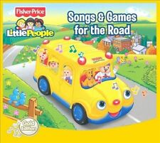 Fisher Price Little People CD - Songs & Games for the Road - Gold Edition