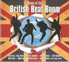 DAWN OF THE BRITISH BEAT BOOM - 2 CD BOX SET, CLIFF RICHARDS, ADAM FAITH & MORE