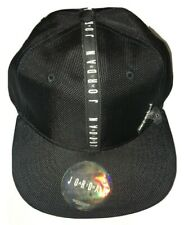 Air Jordan Big Boys Youth Stylish Taping Black Cap 8- 20