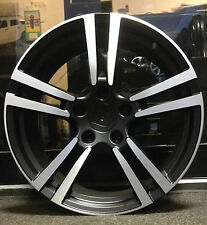 """4 x 19"""" ALLOY WHEELS FIT PORSCHE TURBO STYLE FOR  BOXTER CAYMAN 911 996"""