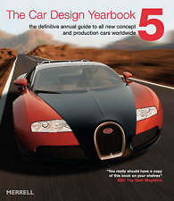 The Car Design Yearbook 5: The Definitive Annual, Stephen Newbury, New