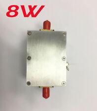 New Uhf 8W 350-470Mhz Pin=15dBm Pa8W / 3547Mv Rf Power Amplifier 12V