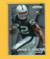 1121  2014 Panini Prizm #218 Khalil Mack  ROOKIE CARD