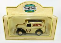 Lledo Model Toy Van - Wordsley Print Ltd Diecast Car Boxed