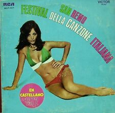 SAN REMO FESTIVAL DELLA CANZONE ITALIANO (EN CASTELLANO 1972)-NICOLA DI BARI +
