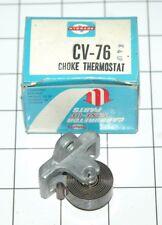 1973-77 CHEVY GM CHECKER CHOKE THERMOSTAT ROCHESTER Q-JET 4 BARREL ENG CV-76