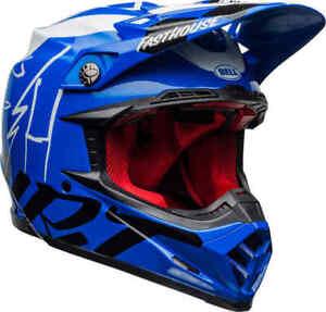 BELL MOTO 9 FLEX Fasthouse casco helmet motocross enduro motard mx taglia M