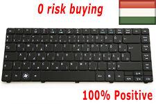 Hungarian Hu Laptop Keyboard for Acer TravelMate 8481 8481T Gateway Id49C Magyar