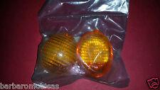 Pair Gems Lenses Indicators Original Malaguti XTM Xsm