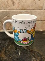 Vintage The Berenstain Bears Coffee Mug 1987 - Excellent Condition!!