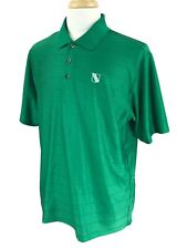 Adidas Golf Men's Climacool Evansville CC Polo Shirt Green Size L