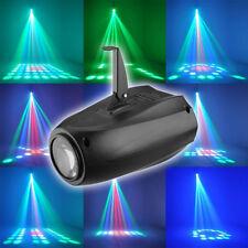 LED Disko Lichteffekt RGB Laser Projektor Strahler Lampe Bühnenbeleuchtung