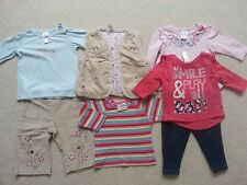 Pre-loved Girl's Winter Bundle, Size 00, 7 items in Great Used Condition