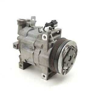 2012-2014 Subaru Impreza Wrx Sti 2.5L AC Compressor Pump Pulley Assembly -109
