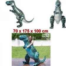Dinosaurio Hinchable inflable enorme Tyrannosaurus rex 70x175x100,piscina,playa
