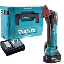 Makita DTM51Z 18V LXT Multi Tool Cutter with 1 x 5.0Ah Battery & Charger in Case