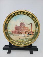 Park Brewing Co Beer Tray Winona Mn