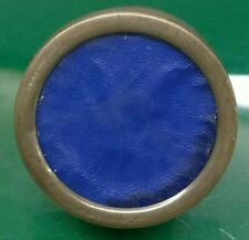 Antique Webster Sterling Silver Small Round Picture Frame