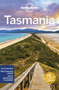 NEW Tasmania By Lonely Planet Travel Guide Paperback Free Shipping