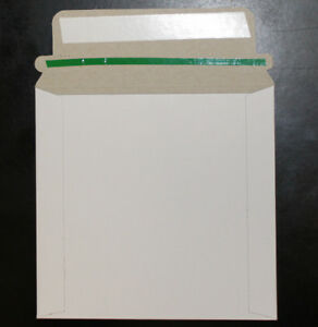 100 CD CD-R DVD Mailers Envelopes Mailer with Seal
