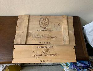 Luis Roederer Champagne ORIGINAL CASE