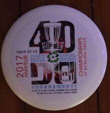 New Latittude 64, Gladiator 174 Grams, 2017 Amateur Bowling Green Stamp