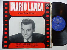 MARIO LANZA Dans deux films That midnight kiss / Toast of New Orleans 530253