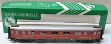 HO-Sachsen Modelle 14203 DR Deutsche Bahn Mitropa Sleeping Car Era III (PG)