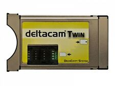 Deltacam Twin 2.0 HD plus HD+ CI CI+ Sky Modul V14 V13 Samsung Sony TechniSat