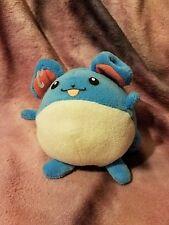 Pokémon Marill Plush Toy Hasbro 2000