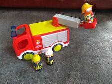 Elc Happyland Fire Engine, Firemen. Lights and Sounds