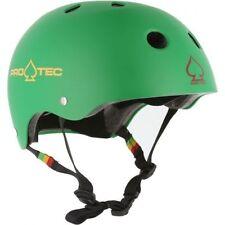 Casques vert pour cyclisme