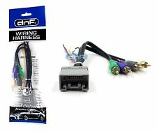 AMP INTEGRATION AFTERMARKET RADIO HARNESS FOR TOYOTA + LEXUS (70-8113) - COPPER