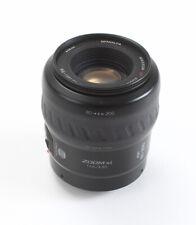 80-200MM 80-200/4.5-5.6 Minolta Maxxum Af Xi (Neblina+Escombros) Poder Zoom /