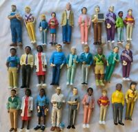 Lakeshore + Other Pretend Play Community Learning Career Job People Figures Lot