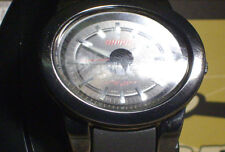 Spoon PXH025 By Pulsar  Vintage Collectible Black S/S Band Men.s Wristwatch