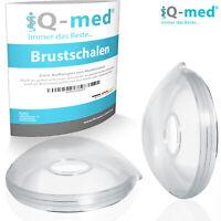 iQ-med Brustschalen | Made in Germany | Milchauffangschale, Stillschalen