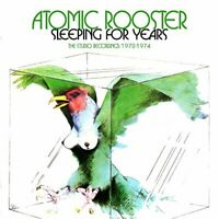 Atomic Rooster - Sleeping For Years ' The Studio Recordings: 1970-1974 [CD]