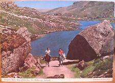 Irish Postcard TURNPIKE ROCK - GAP OF DUNLOE Killarney Ireland John Hinde 2/25