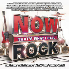 Various Artists - Now That's What I Call Rock [New CD]