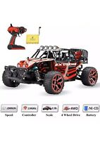 High Speed 1/18 Scale RC Trucks 4WD Off Road Racing Vehicle Cars