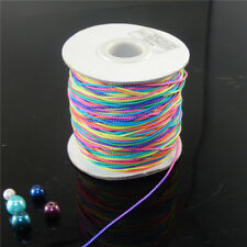 High Elastic Jewelry Making Thread Cord Colorful String Thread DIY Crafts 1mm