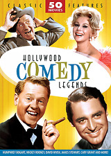 Hollywood Comedy Legends - 50 Movie Pack: The Steagle - The Over-The-Hill Gang