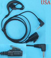Headset/Earpiece For Yaesu Vertex Standard Radio FT-10R FT-40R FT-50R FT-60R