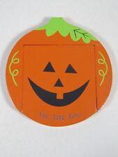 Pumpkin Travel Size Tic Tac Toe