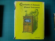 Encyclopedia Automatic Musical Instrument Bowers Polyphon Nickelodeon Mechanical