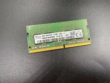 SK Hynix 4GB 1Rx8 DDR4 PC4-2133P  SoDimm Memory Laptop Ram Card #97