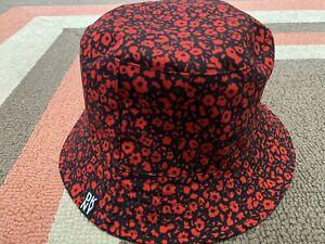 DKNY Women's Bucket Hat Reversible One Size